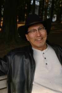 Wagamese,Richard 2006(colour) -- Credit Jane Dixon