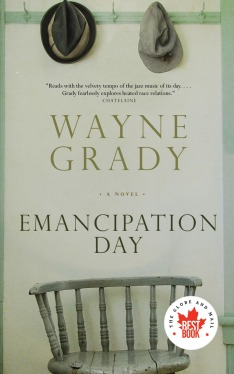 Emancipation Day paperback jacket image
